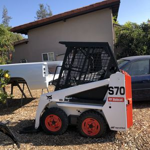 Bobcat 463 W/ S70 Decals for Sale in Los Angeles, CA