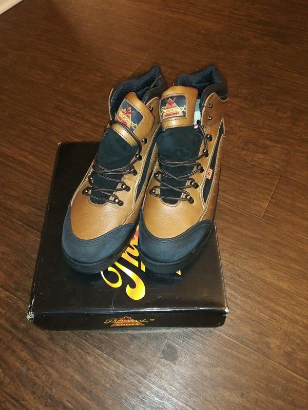 New Steel Toes Work Boots