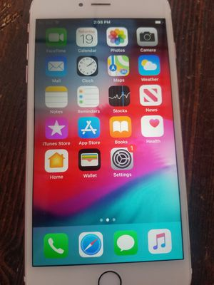 iPhone 6s plus for Sale in Boston, MA