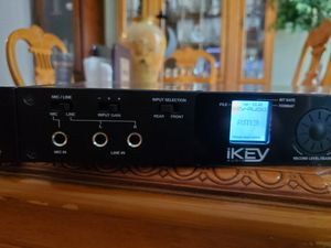 IKEY RM3 Professional Digital Recorder for Sale in Melbourne, FL