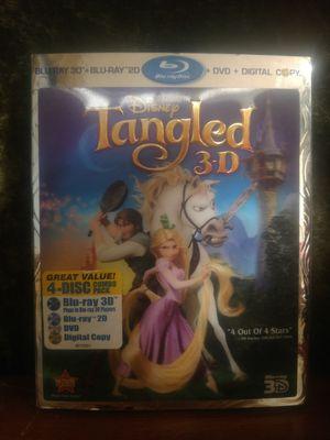 Disney - Tangled 3D for Sale in Auburn, WA
