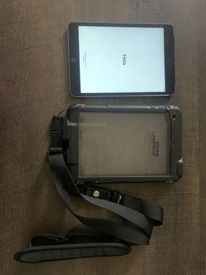 Ipad Mini 3 with Lifeproof Lanyard Case for Sale in Clovis, CA
