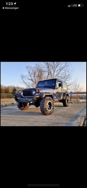 Jeep Wrangler for Sale in Franklin, IN