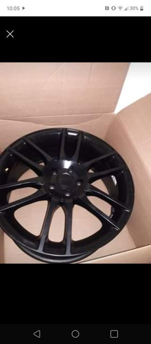 Brand new rims need gone asap. South la pick up only for Sale in Los Angeles, CA