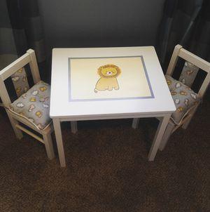Children's Jungle Table Set for Sale in Wenatchee, WA