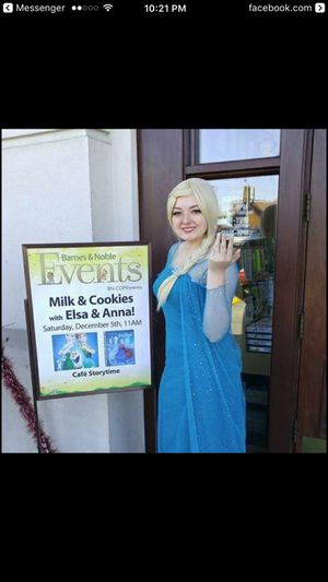 Elsa Starter dress for Sale in Knoxville, TN