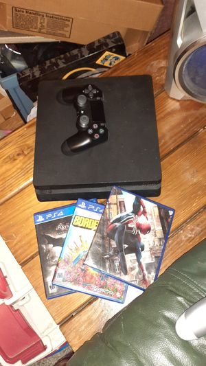 Ps4 1 terabyte for Sale in Marion, IA
