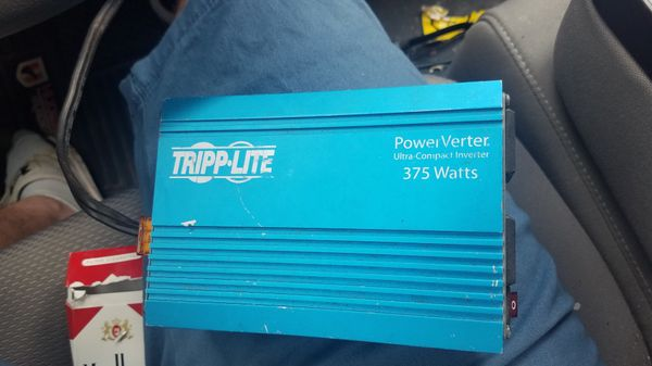 Tripp lite power inverter 375 watt
