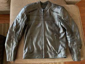 Bilt leather motorcycle jacket for Sale in Cypress, CA