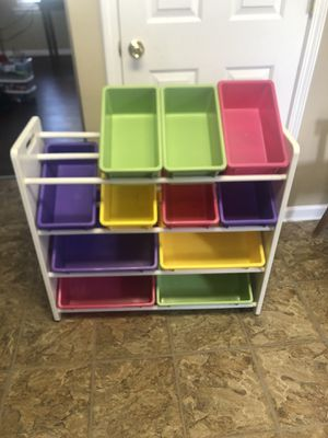 Toy Bin for Sale in Fuquay Varina, NC