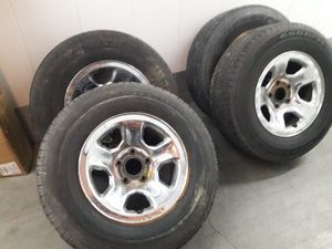 Tires and rims for Sale in Las Vegas, NV