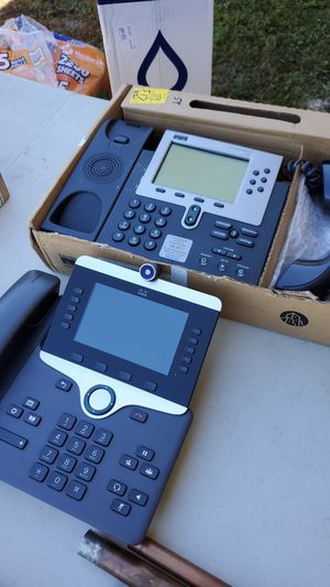 Polycom & Cisco Phones for Sale in Pinellas Park, FL