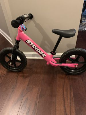 Strider balance bike for Sale in Durham, NC