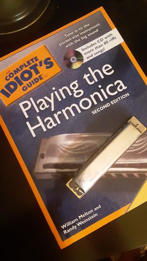 Learn to play the Harmonica! for Sale in Lexington, KY