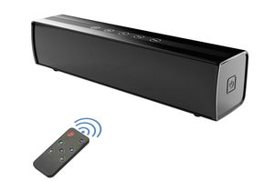 Brand New Seal In Box 30W Pro Sound Bar Home Theater Audio Surround Sound Speaker with Wireless Bluetooth and Wired Connect,Touch and Remote Control for Sale in Hayward, CA