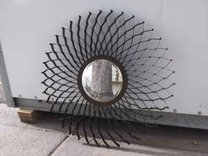 Wall Hanging Sun Mirror for Sale in Colorado Springs, CO