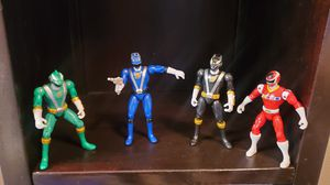 Power Rangers Action Figures. for Sale in Long Beach, CA