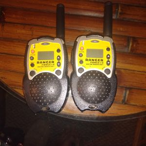 2 Pair/Set Walkie Talkies Ranger Force 10 Model 1040yl Cb Radios Cobra, Midland, Audiovox, Motorola, for Sale in San Diego, CA