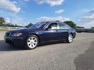 2006 bmw 750li for Sale in Auburndale, FL
