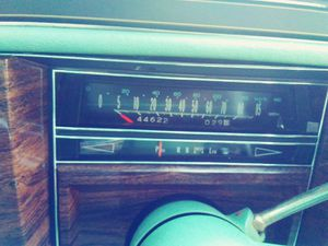 77 Cadillac sadan deville for Sale in MINEHAHA SPGS, WV