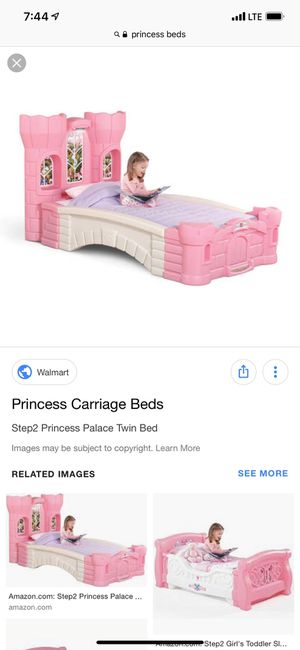 Princess twin size bed for Sale in Peoria, IL