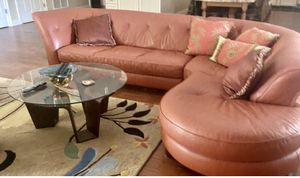 Sectional with swivel chair for Sale in Winter Park, FL