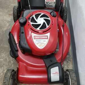Craftsman Self Propelled Push Mower for Sale in Sykesville, MD