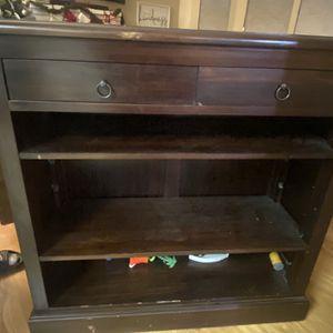 Dresser/shelving for Sale in Visalia, CA