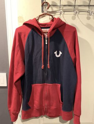 True Religion Zip-Up Hoodie/Jacket for Sale in Houston, TX