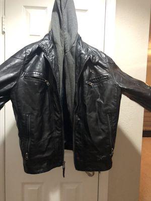 Leather jacket - small (Calvin Klein) for Sale in Alpharetta, GA