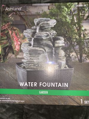 Table Top Water Fountain New for Sale in Norwalk, CA