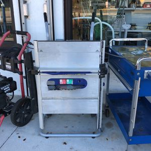 Kobalt Table Saw for Sale in Tampa, FL