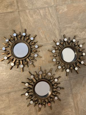 Set of wall mirrors for Sale in Anaheim, CA