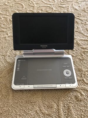 Panasonic DVD LS82 Portable DVD player for Sale in St. Louis, MO