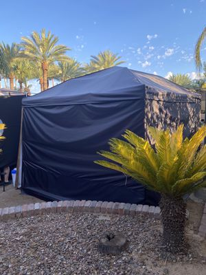 """Four sided tent was called a """"movie tent"""" for Sale in Paradise Valley, AZ"""