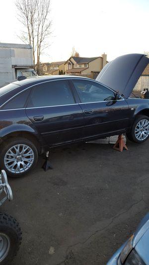 04 Audi a6 2.7t quattro parts for Sale in Vancouver, WA