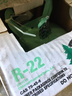 New can of r22 Freon $200 firm brand new for Sale in Phoenix, AZ