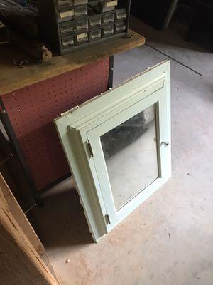 Antique Medicine Cabinet Approx 24x34 for Sale in Fairburn, GA