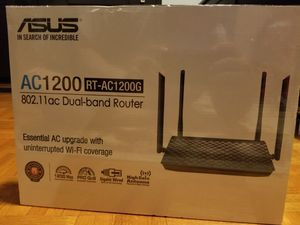 Asus router ac1200 for Sale in Jacksonville, FL