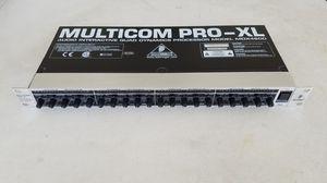 Behringer Multicom Pro-XL MDX4600 Audio Interactive Quad Dynamics Processor for Sale in Miami, FL