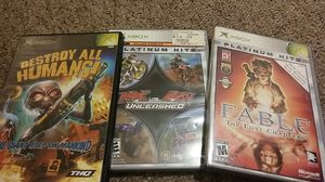 Assortment xbox games for Sale in Nicholasville, KY