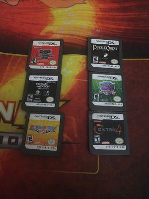 DS Games for Sale in Auburn, WA