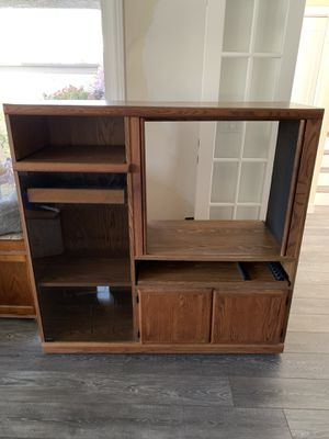 Media center storage cabinet for Sale in Westminster, CA