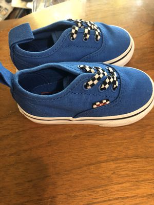 Brand new size 5 Kids Vans for Sale in Kirkland, WA