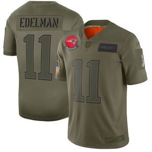 PATRIOTS EDELMAN SALUTE TO SERVICE JERSEY SIZE SM-3XL 100% STITCHED for Sale in Colton, CA