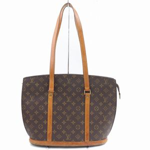 Authentic Louis Vuitton Babylone M51102 Brown Monogram Tote Bag 11345 for Sale in Plano, TX