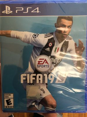 FIFA 19 PS4 (NEW) for Sale in Washington, DC