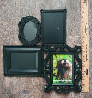 Black photo frame for Sale in Everett, WA