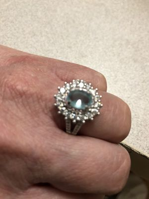 Here is a beautiful ring size 6 for Sale in Sterling, KS