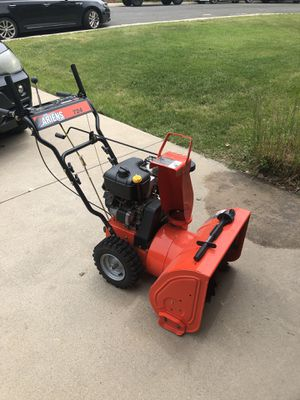 Snow Blower - Ariens 724 for Sale in Arvada, CO
